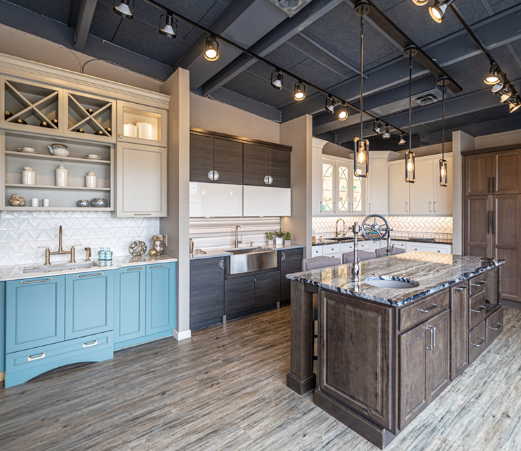 des peres kitchen and bath showroom