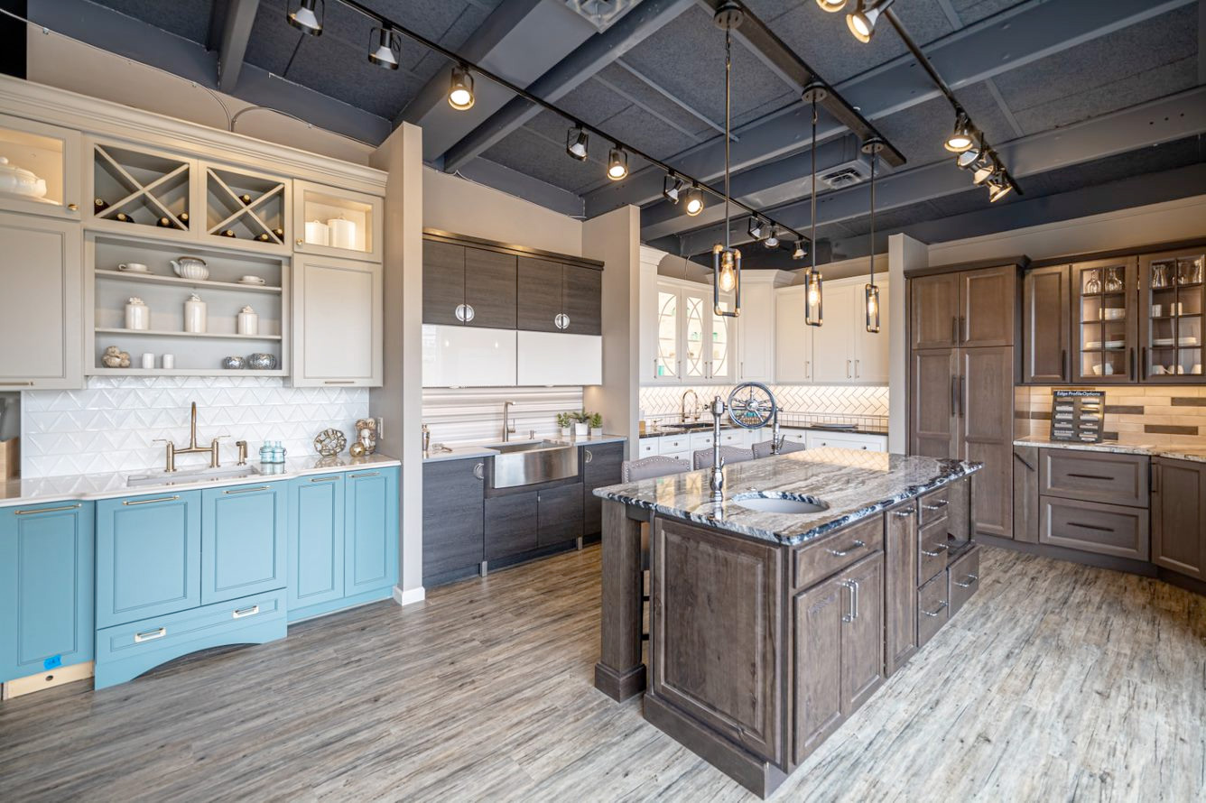 Des Peres Showroom Kitchen Display 3