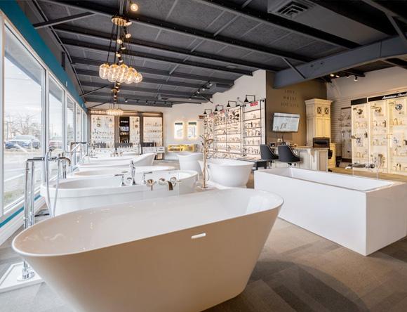 Henry Virtual Showroom, Bathroom Remodel Showroom