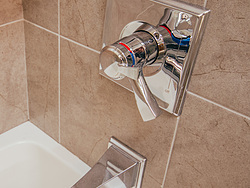 Neutral Bathroom Shower Faucet