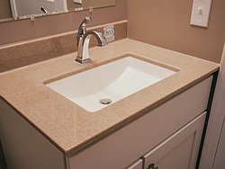 Neutral Bath Countertops