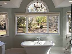 Chesterfield Marble Master Bath Tub
