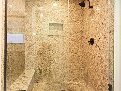 Gallery Bathroom - Shower Design