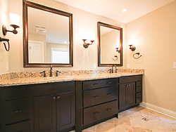 Gallery Bathroom - Sink Design