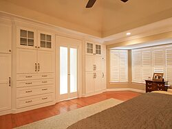 Master Bedroom Cabinets