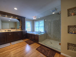 Large Master Bathroom
