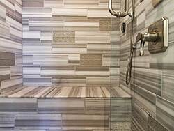 Asian Bathroom - Shower Tile