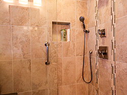 Master Bathroom Design - Shower Tile