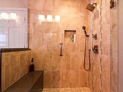 Master Bathroom Design - Shower