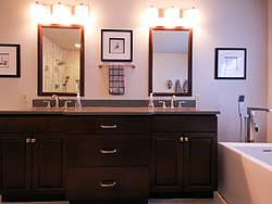 Master Bathroom Design - Bathroom Sinks