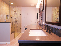 Master Bathroom Design - Countertops