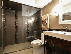 Walk In Shower Bath Design