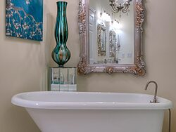 Antique Bathroom - Bath Tub