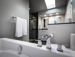 Modern Bathroom - Bathtub Design