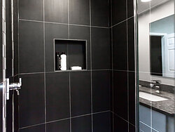 Modern Bathroom - Shower Tile Design