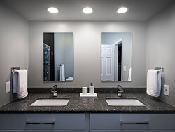 Modern Bathroom - Sink Countertops