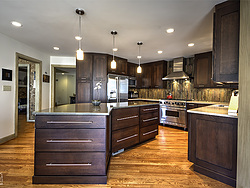 Contemporary Transitional Kitchen