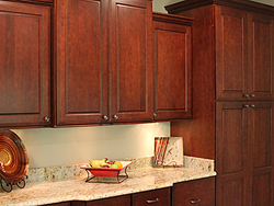 Traditional Midwest Kitchen - Cabinet Design