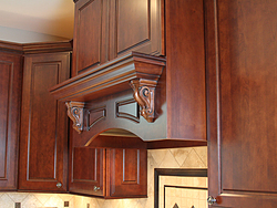 Traditional Midwest Kitchen - Cabinet Details