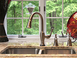 Traditional Midwest Kitchen - Kitchen Faucet