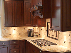 Traditional Midwest Kitchen - Kitchen Stovetop