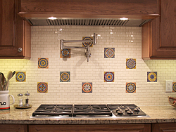 Midwest Kitchen With Unique Accents - Kitchen Stovetop