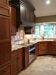 Two-Tone Kitchen - Cabinet Design