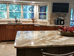 Two-Tone Kitchen - Countertop