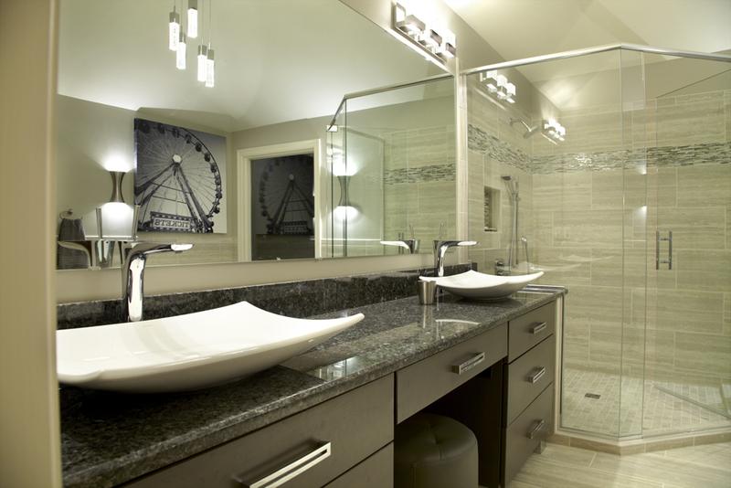 Henry Natural Light Bathroom Design Gallery