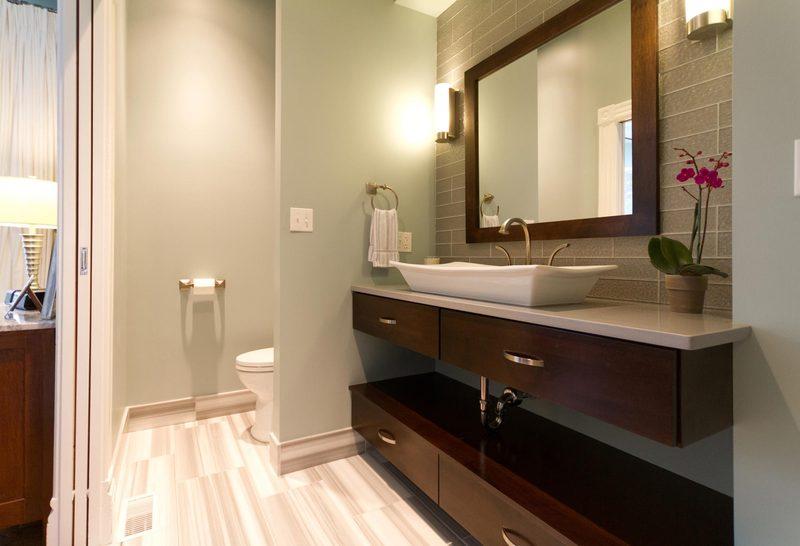 Asian Bathroom   Simple Design