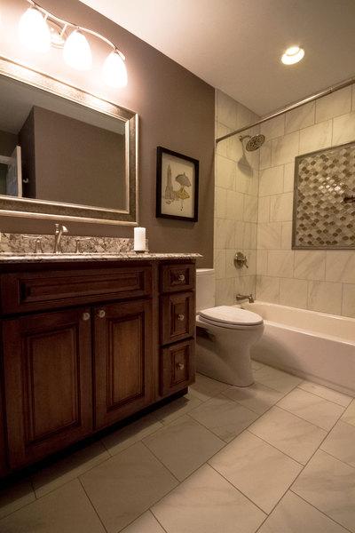 Henry | Bathroom Design Inspiration | Decorative Tile