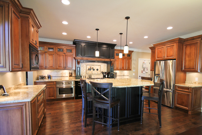 Traditional Two-Tone Kitchen Gallery