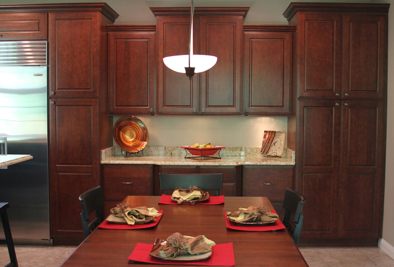 Traditional Midwest Kitchen   Kitchen Cabinets