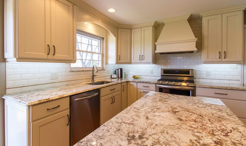 Full Length Kitchen Cabinets   White Kitchen Cabinets