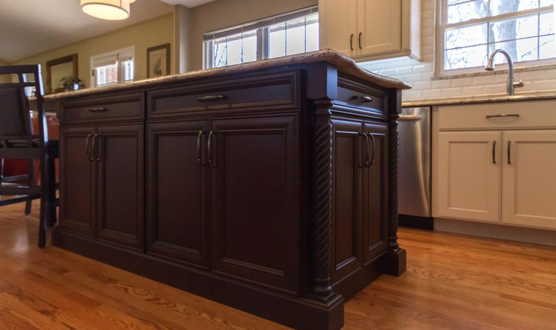 kitchen island length henry length kitchen cabinets st louis design 1941