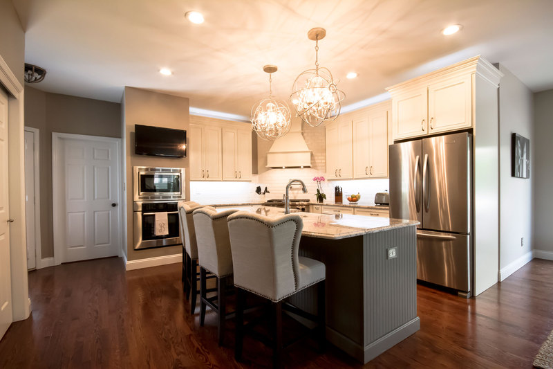 kitchen accent lighting modern open kitchen with accent lighting henry style