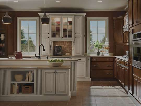 henry kitchen cabinets landing page